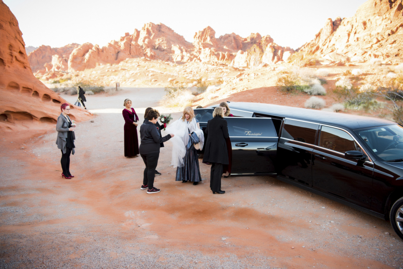 Wedding Transportation in Las Vegas