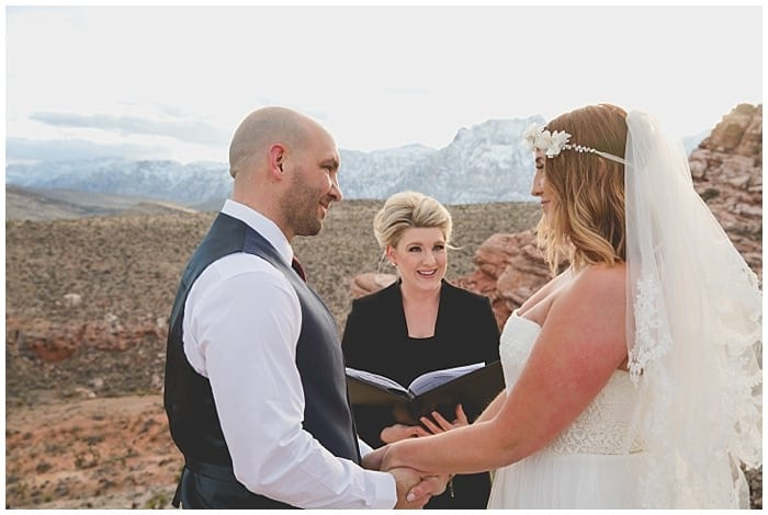 Las Vegas Photographers, Las Vegas Elopement Photographers, Calico Basin Wedding