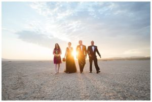 Dry Lake Bed Las Vegas Elopement Packages