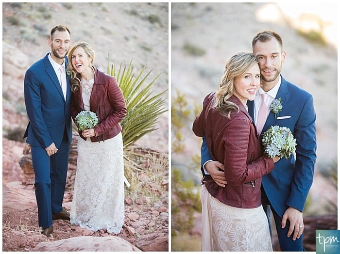 Las Vegas Elopement Packages, Red Rock Canyon Wedding, Calico Basin Wedding