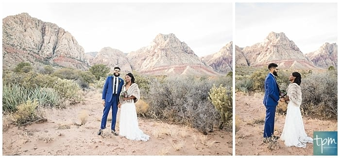 Learn more about our all inclusive destination elopement packages for Bonnie Springs in Las Vegas, NV