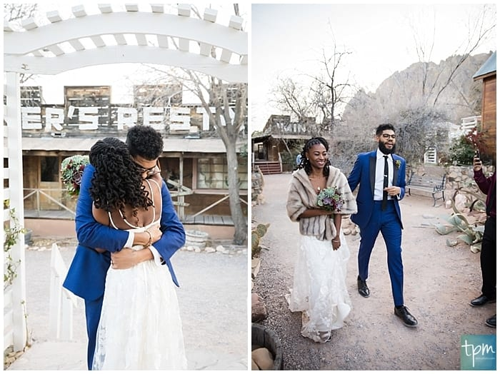 elopement ideas, eloping in vegas, bonnie springs las vegas