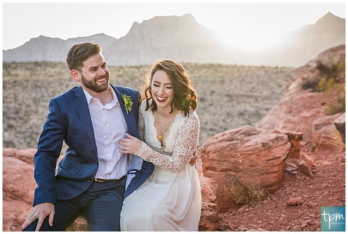 Red Rock Canyon Weddings | Cactus Collective Weddings