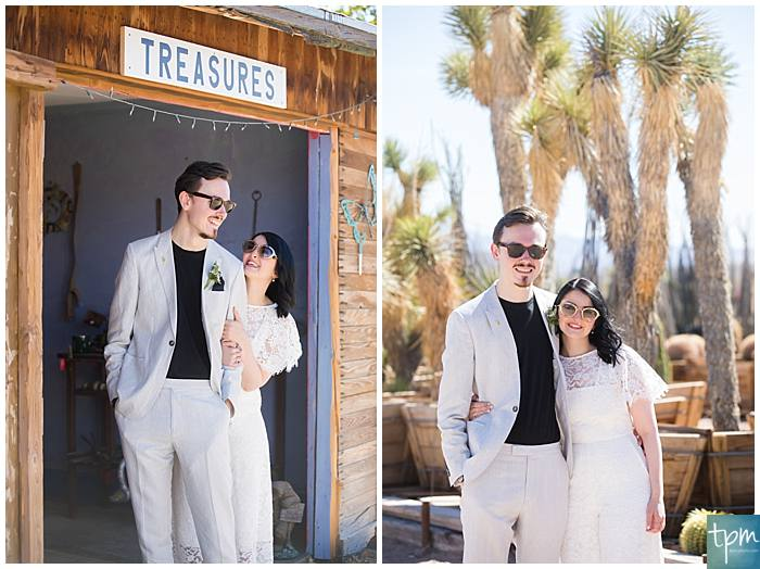 Cactus Joes Wedding, Downtown Tattoo Wedding, las vegas desert wedding
