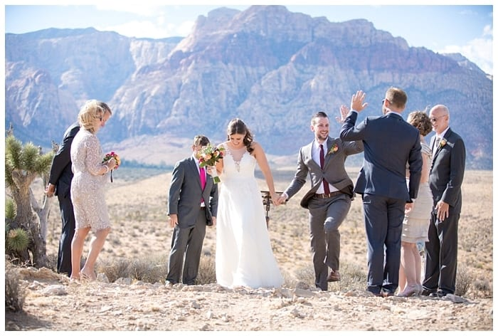 Learn more about our Destination Elopement Packages in las Vegas at Red Rock Canyon