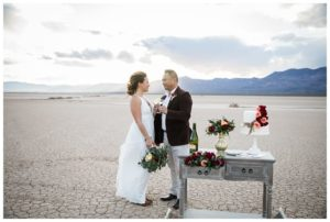 Learn more about our destination wedding packages for the Dry Lake Bed in las Vegas, NV