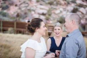 Haley + Shay | Red Rock Canyon Wedding