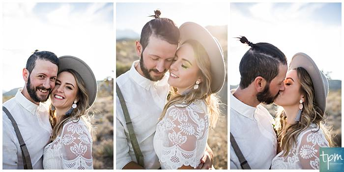 How to plan an elopement with one of our Las Vegas elopement packages