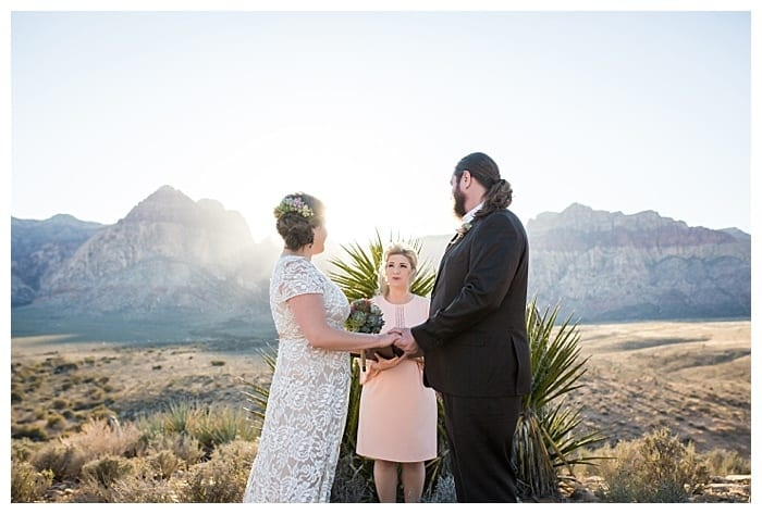 where to elope in vegas, Red Rock Canyon las vegas elopement packages
