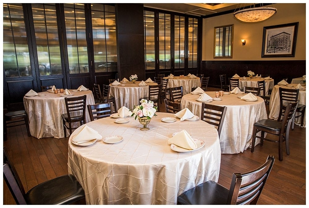 Maggianos Downtown Summerlin Best Reception Venue for an Intimate Wedding