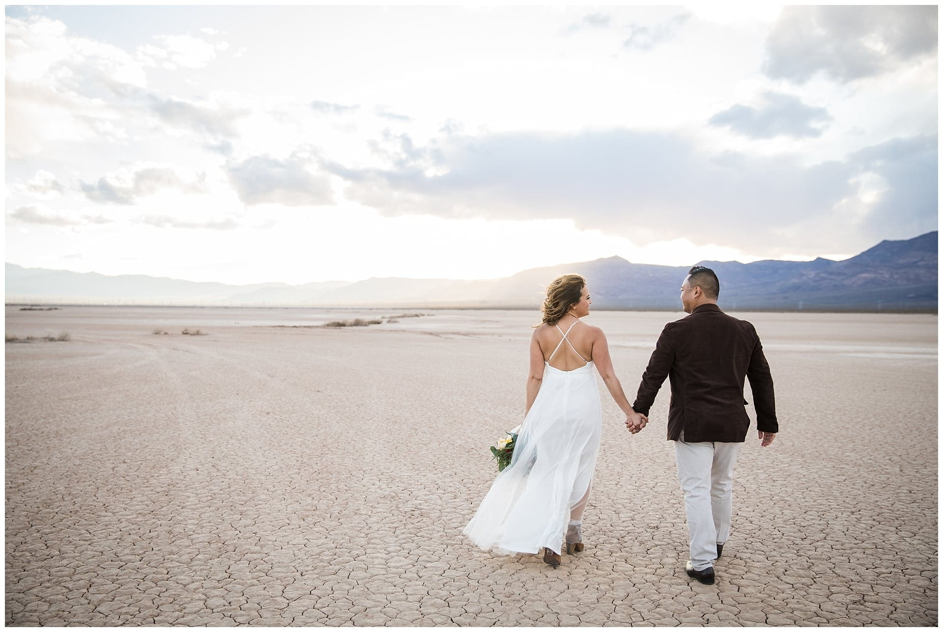Dry Lake Bed, Best Wedding Venue in Las Vegas by Cactus Collective Weddings