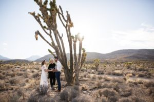Joshua Tree Wedding | Jamie + Mitch