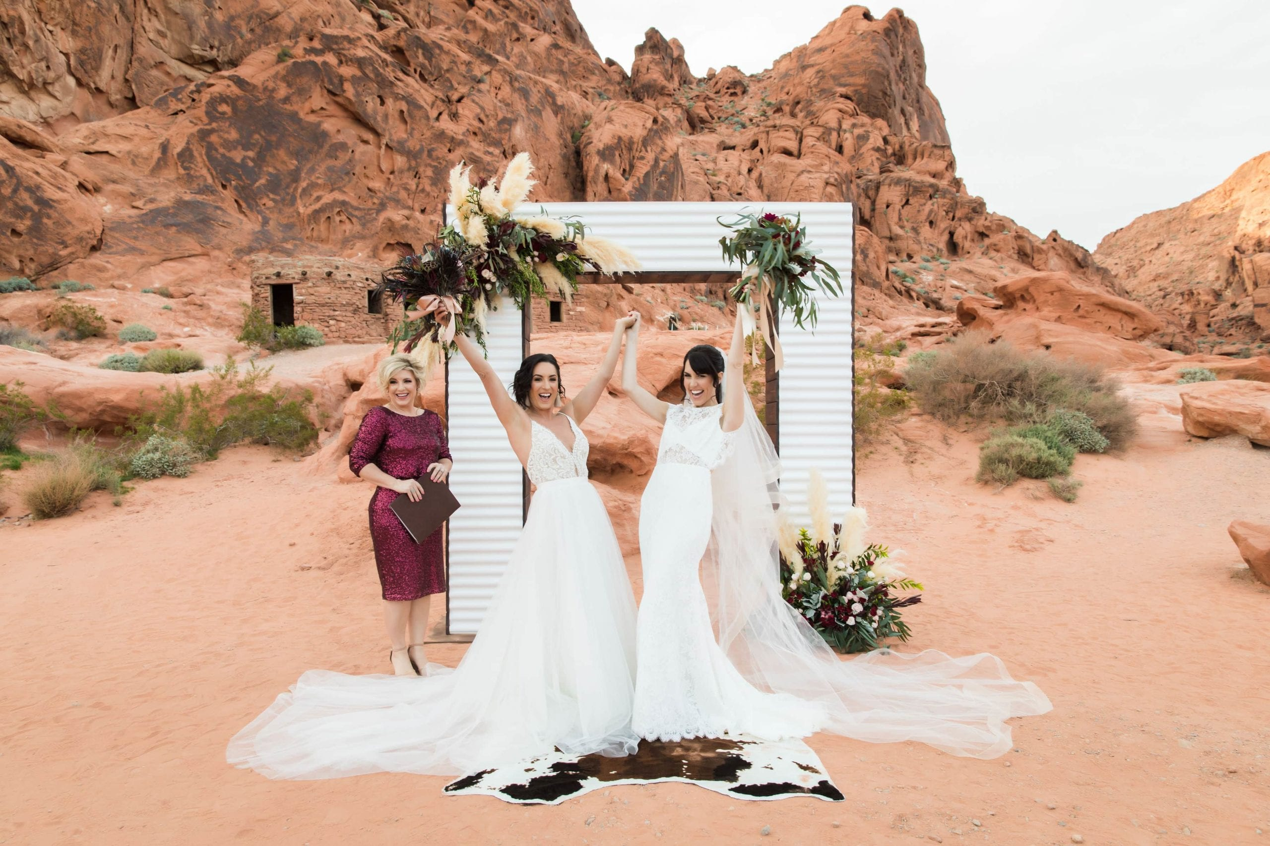Wedding In Las Vegas.5 Most Beautiful Desert Wedding Locations Cactus Collective