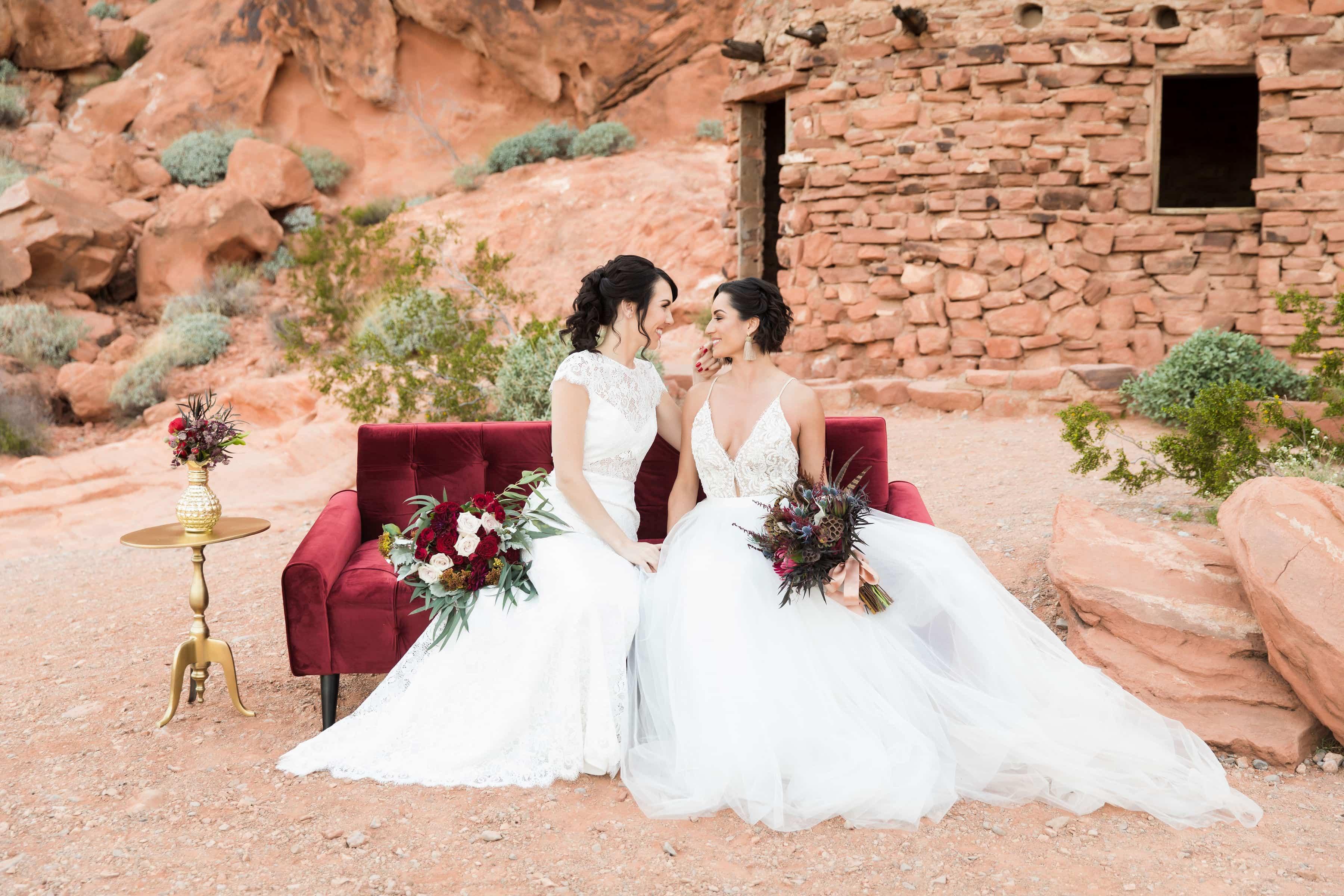 Valley of Fire Weddings Las Vegas