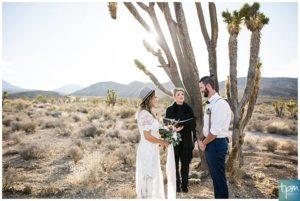 Jamie + Mitch | Joshua Tree Wedding