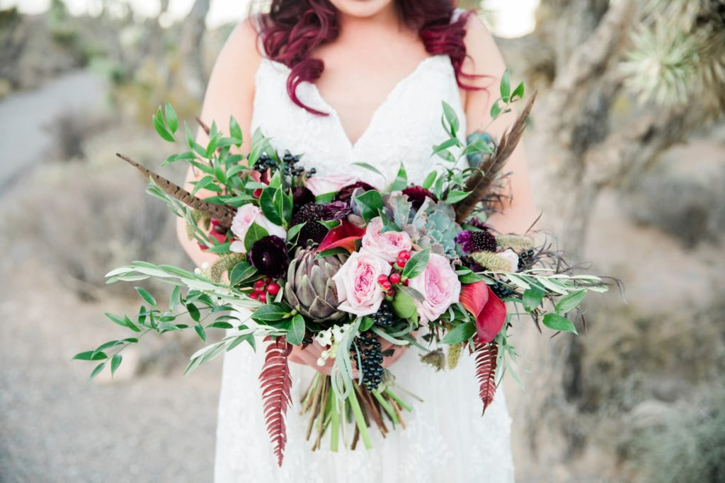 Luxe Wedding Bouquets