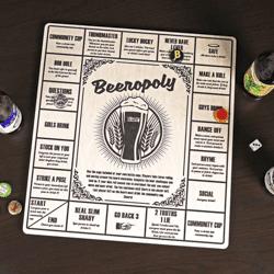 Groomsmen Gifts: Beeropoly