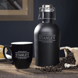 Groomsmen Gifts: Coffee