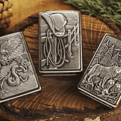 Groomsmen Gifts: Cowboy Lighter