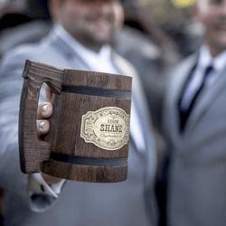 Groomsmen Gifts: Southern Beer Mug