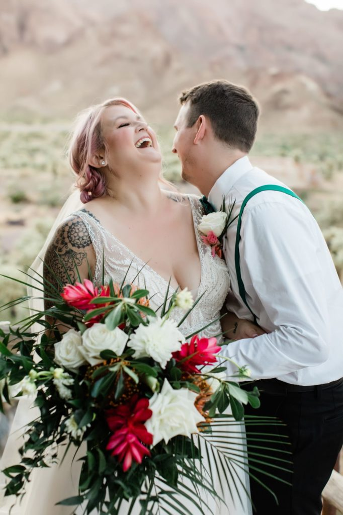 Hayley + Andrew, Eldorado Canyon Wedding